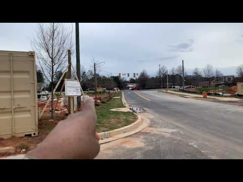 What Is The Fayetteville GA Business Center Under Construction On SR 85?