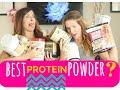 What Protein Powder Is Best? | Best Protein Powder