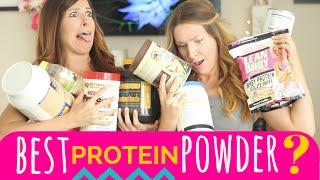 What Protein Powder Is Best?   Best Protein Powder