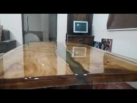 Dinning resin table top