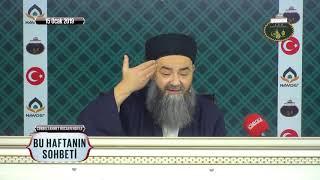 Cübbeli Ahmet Hocaefendi Ile Bu Haftanın Sohbeti 15 Ocak 2019