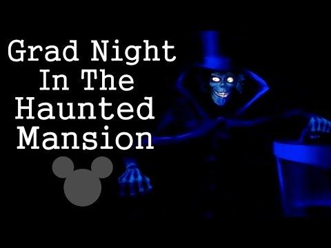 """Grad Night in the Haunted Mansion"" Creepypasta"