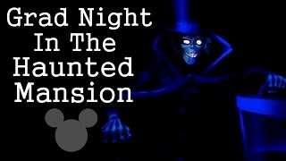 """Grad Night in the Haunted Mansion"" Creepypasta"