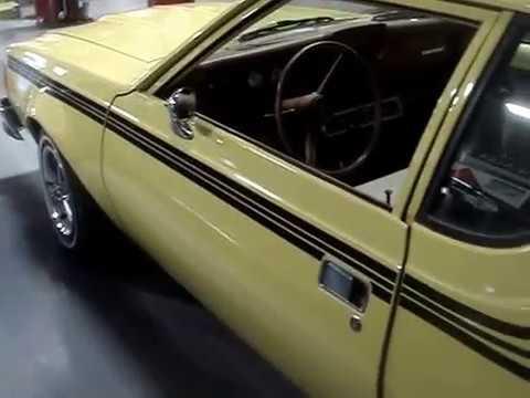 1976 AMC GREMLIN - SUCCESSFUL ECONOMY CAR OFFERING
