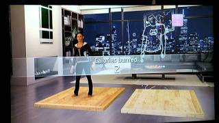 15 min z Get Fit with Mel B - PS3 Gameplay by maxim