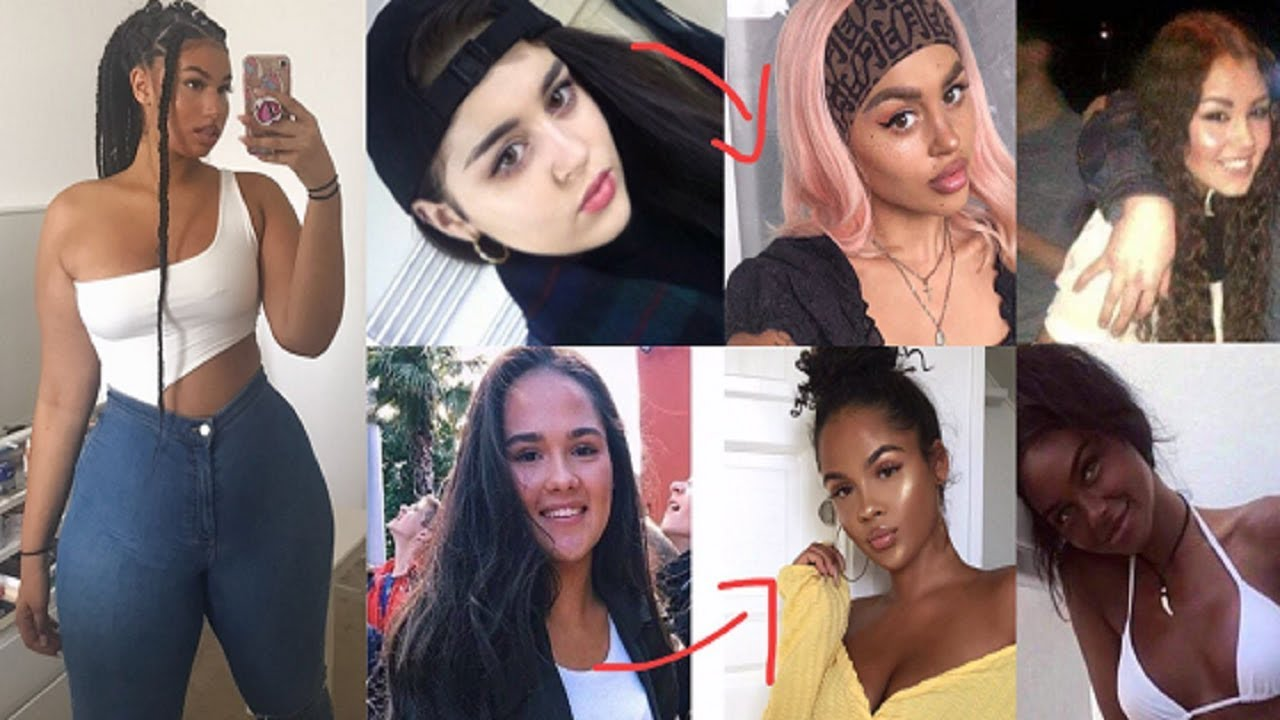 Blackfishing-White Women On IG Masquerade As Racially Ambiguous Black Women