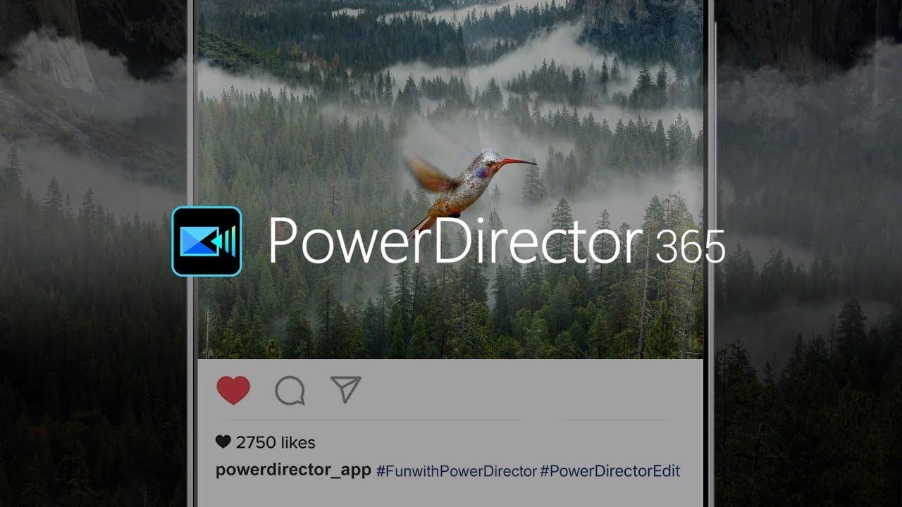 Professionelle Videobearbeitung - CyberLink PowerDirector 365