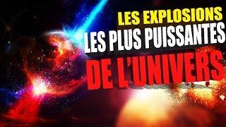 SUPERNOVA : Les EXPLOSIONS les plus puissantes de l'Univers