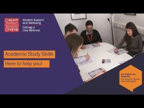 Academic Study Skills Here to Help You!
