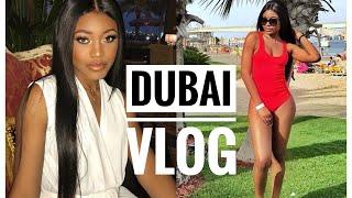 VLOG - MY TRIP TO DUBAI | Beauty With Vee ♡