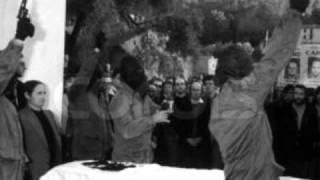 Enterrement De Stefanu Cardi Hommage