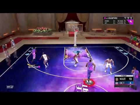NBA 2K20 MyTeam Grinding Triple Threat Offline Grind to 1000 Wins