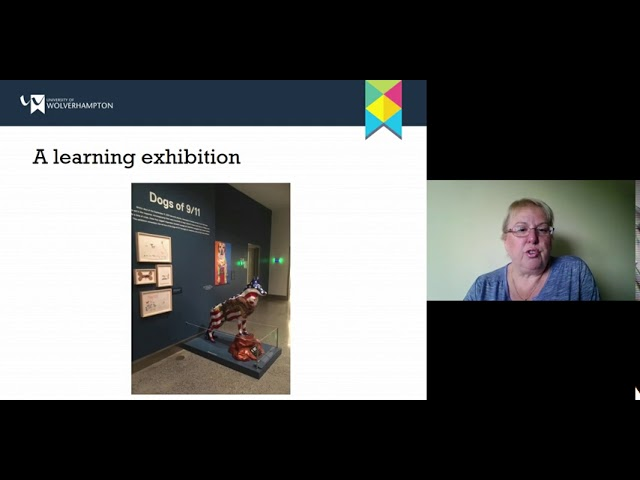 Intentional content - designing a learning exhibition