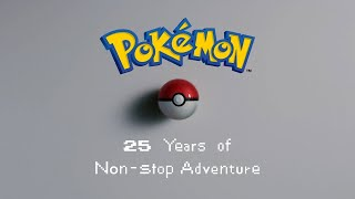 25 Years of Pokemon Celebration