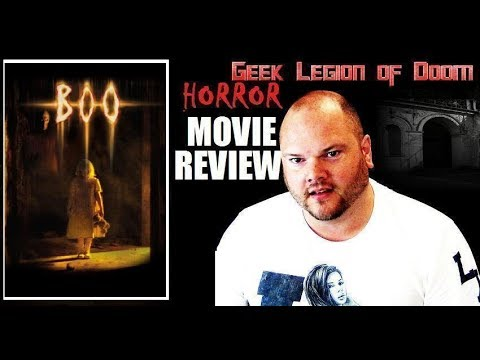 BOO ! ( 2005 ) Horror Movie Review