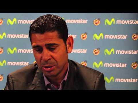 Entrevistas a Caminero, Hierro y Sanchis