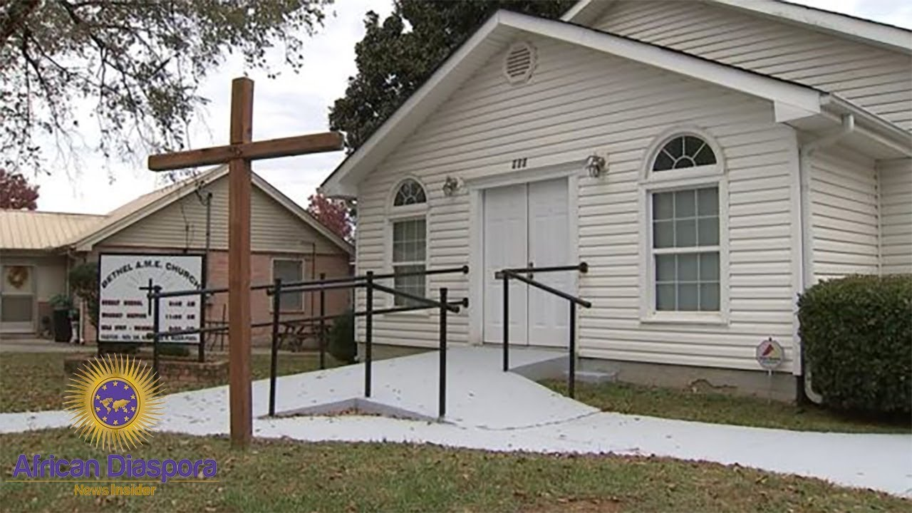 WS Charged With Plotting An Attack On Bethel AME Church In Gainsville, Ga