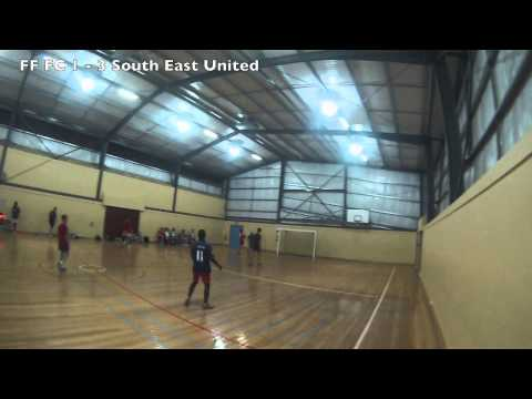 Futsal Fever - Mulgrave - Season 2 - Week 5 - FF FC VS South