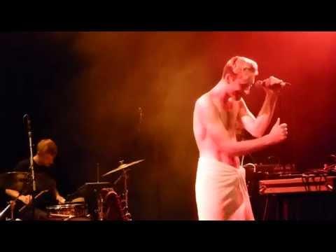 The/Das - Receiver - live Ampere Munich 2014-10-20