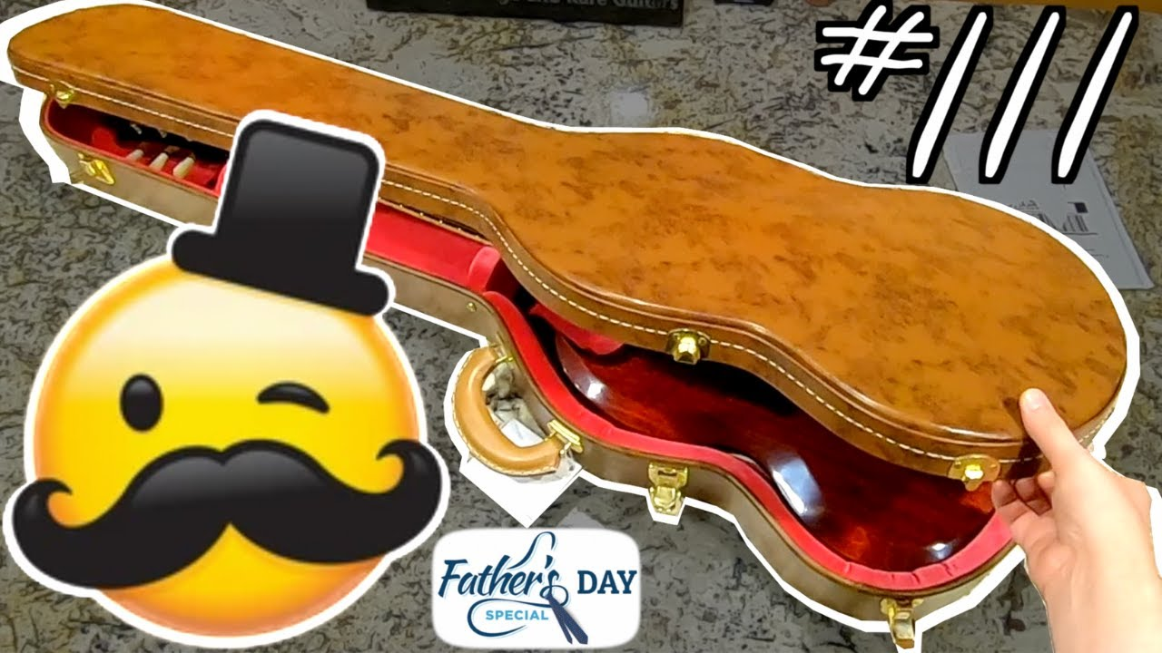 """I Swear I'll Only Unbox """"Les Pauls"""" Today 😉 