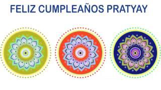 Pratyay   Indian Designs - Happy Birthday