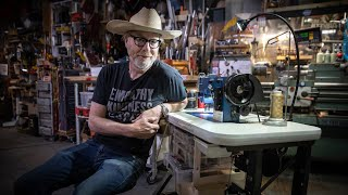 Adam Savage's One Day Builds: New Cut and Sew Station!