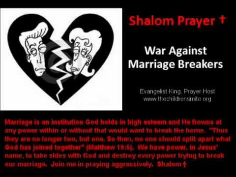 War Against Marriage Breakers