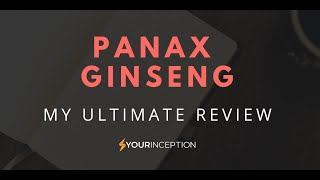 Is Panax Ginseng Worth Supplementing? Improve Stress & Mood!
