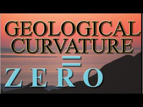GEOLOGICAL CURVATURE = ZERO