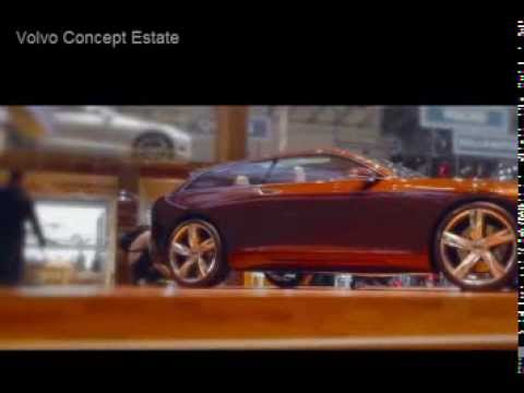 Geneva 2014 Volvo Concept Estate Youtube