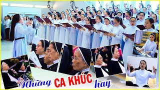 Nhũng ca Khúc Hay - Ngày lễ Kỷ niệm Ngân Kim Ngọc Khánh Khấn Dòng - Dòng Đa Minh Tam Hiệp