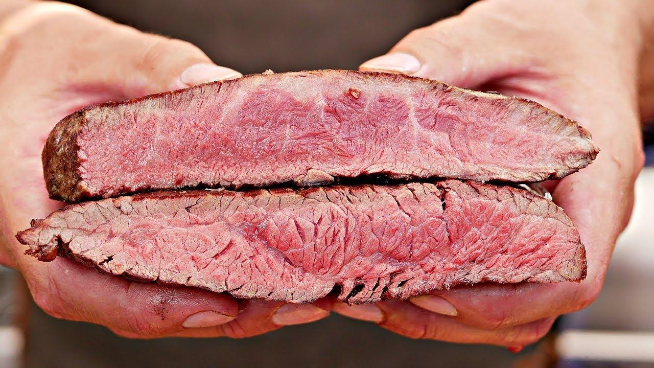 Which Tastes Better Flank Steak Vs Flat Iron Steak Steak