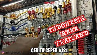 CERITA CEPER #121 GREBEK SCARLET RACING JOGJA / SNDLJPT #teamSAPUJALAN