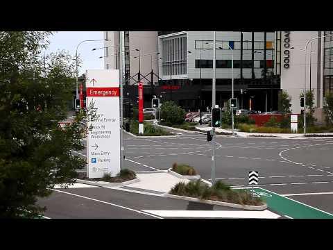 Gold Coast University Hospital September 29th 2013
