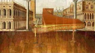Toccata Settima by Michelangelo Rossi on harpsichord