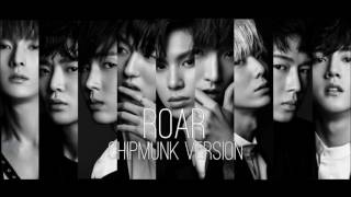 SF9 ROAR Chipmunk Version