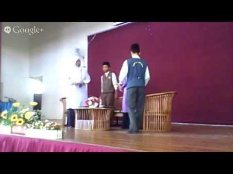 Pertandingan Forum Daerah Pasir Gudang 2014