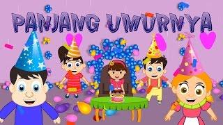 Panjang Umurnya | Kumpulan | Medley 23 minutes | Lagu Anak TV | Happy Birthday in Bahasa Indonesia