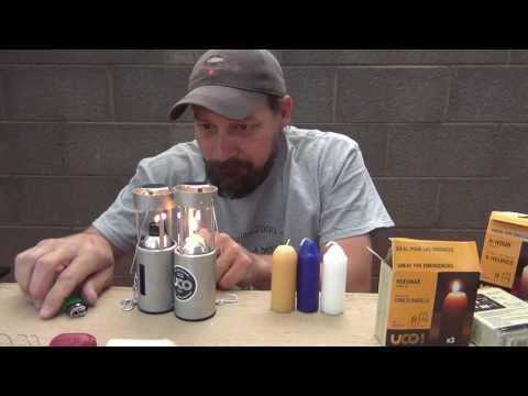 UCO Original candle lantern