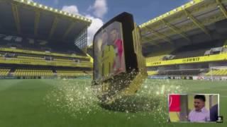 РЕАКЦИЯ НА АНИМАЦИЮ ПАКОВ В FIFA 17