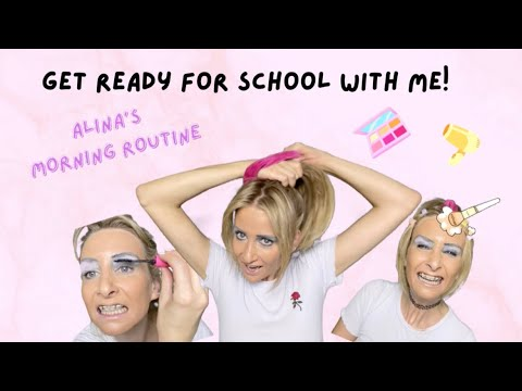 Download Get ready for school with me |  Alina Bock