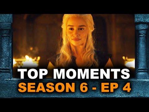 Game of Thrones Season 6 Episode 4 REVIEW - YouTube Game Of Thrones Cast Season 4 Episode 6