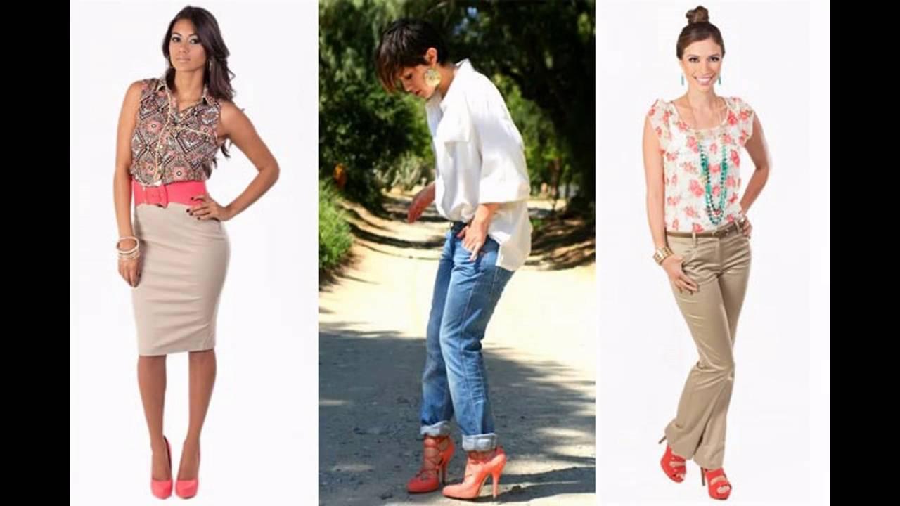 64887426d Moda tendencias Como combinar zapatos rosados