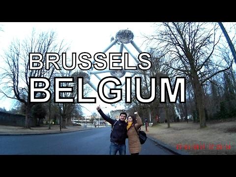 Travel to Belgium & Netherlands 2017 #kamsev