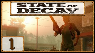 State of Decay Lifeline # 1 - Is was Doc?[Lets Play][German][HD]