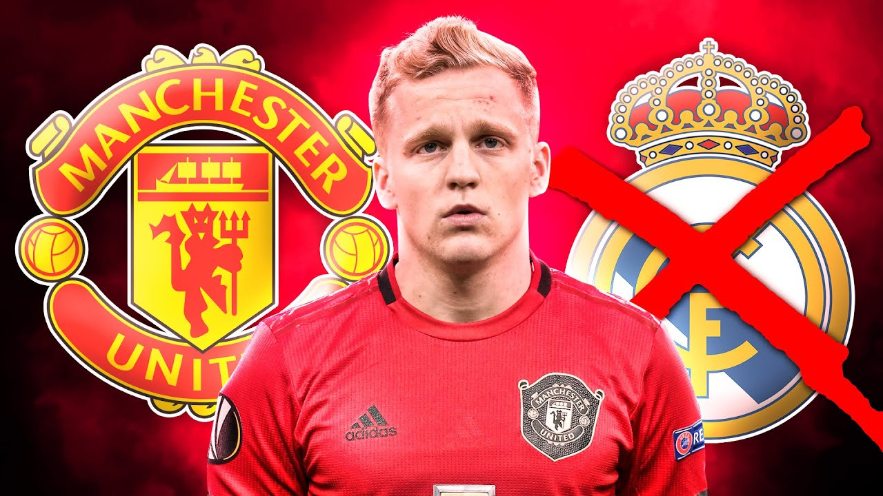 Manchester United To Beat Real Madrid To Donny Van De Beek Signing Euro Transfer Talk Youtube