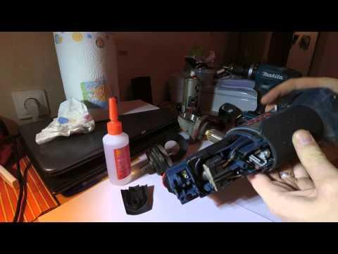 Bosch Gws 15 125 Cie Professional внутренние элементы и разборка