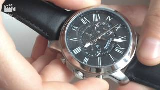 Ceas Fossil Grant FS4812 Review / Fossil Grant FS4812 - Unboxing