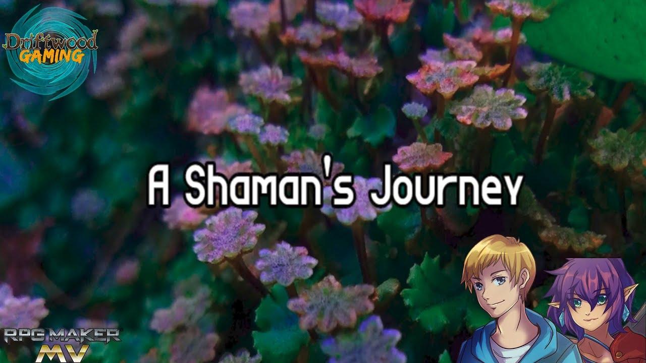 C3 Entry 5 - A Shaman's Journey by ManyTales - RPG Maker MV