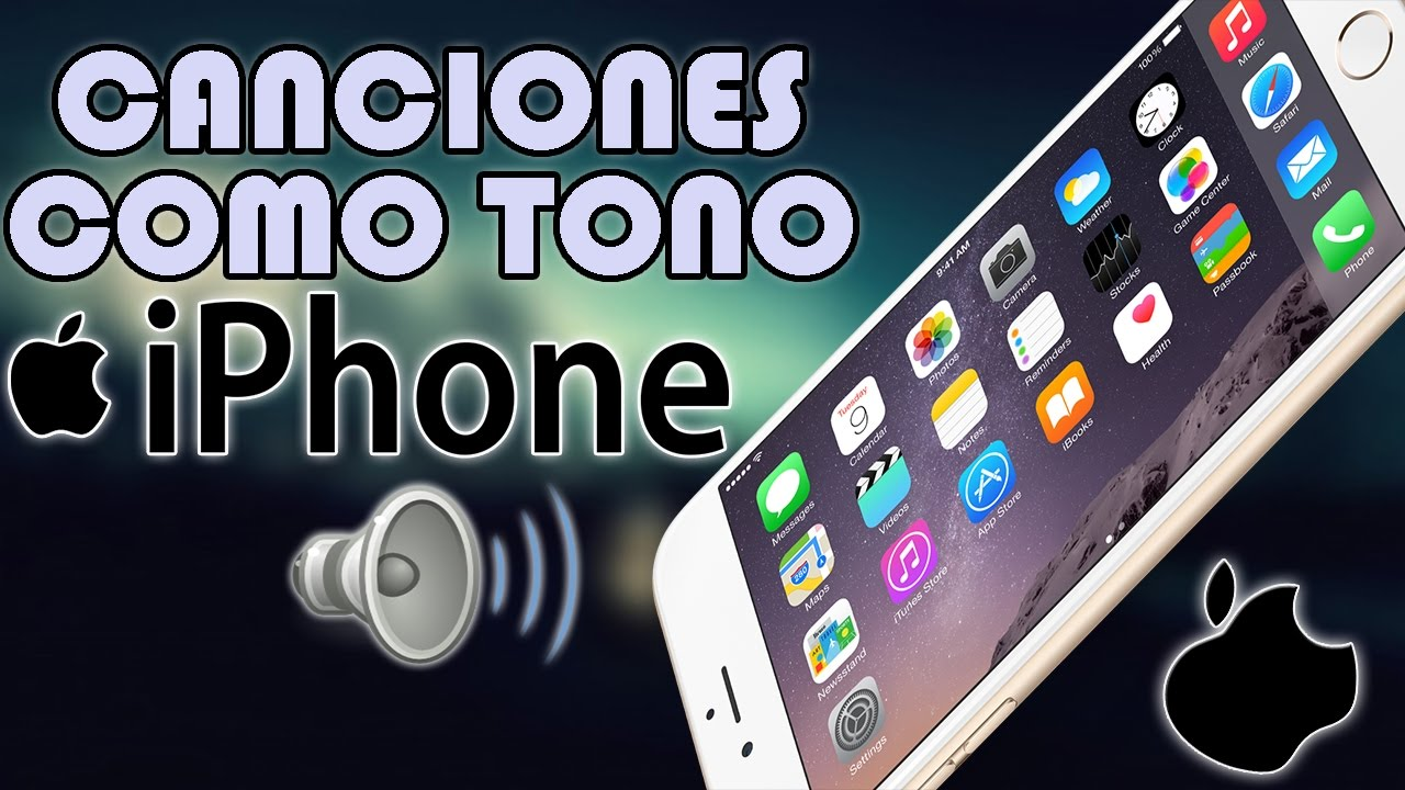 tono de llamada iphone 6 gratis